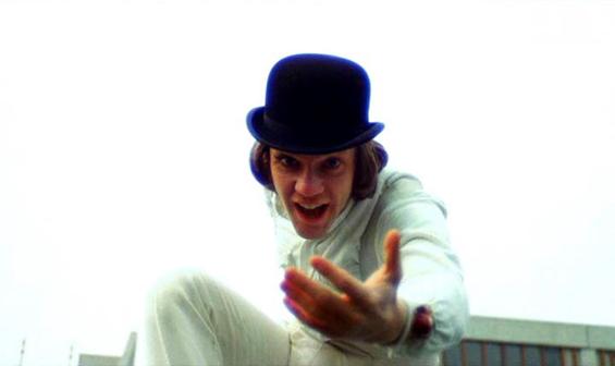 10 Memorable Movie Psychos | CyniCritics A Clockwork Orange Movie Alex