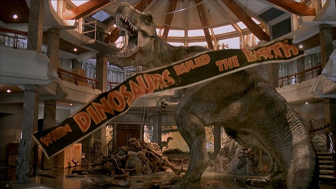 Jurassic Park T Rex Trackhtml In Ysazyxugithubcom Source Code Prime 1 Studio Tyrannosaurus 1993 15 Search Engine