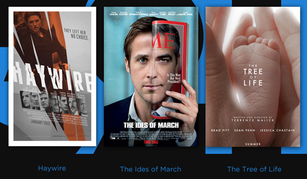 Movie Posters 2011: The 11 Best Movie Posters Of 2011