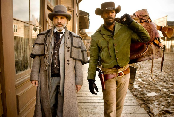 Django Unchained movie still