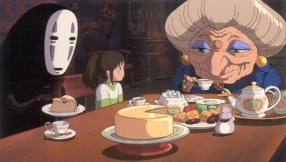 spirited away 8 witch