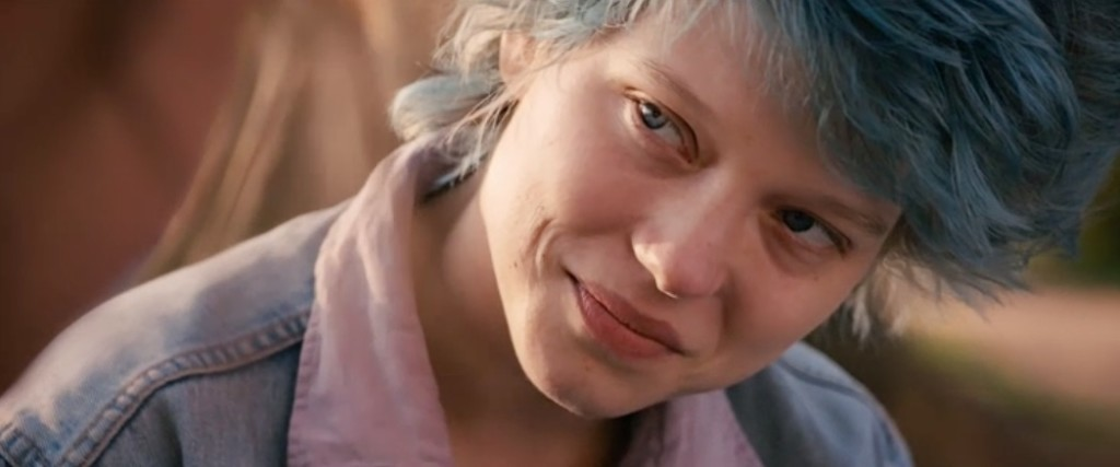 blue is the warmest color essay What blue is the warmest color demands of its viewers is to stop looking  in her  fine essay included with the criterion collection edition of this.