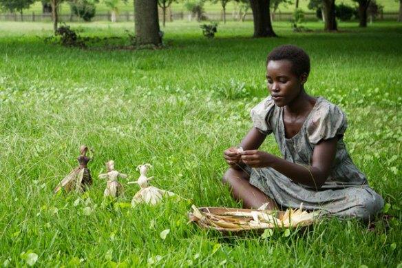 12 Years a Slave Lupita Nyong'o