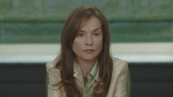 Abuse of Weakness Isabelle Huppert