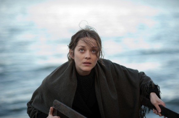 THe Immigrant Marion Cotillard