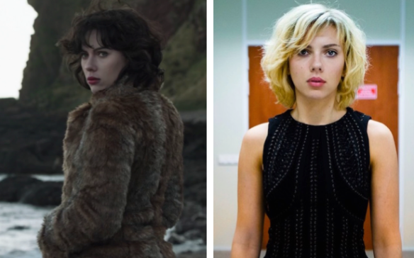Under the Skin and Lucy