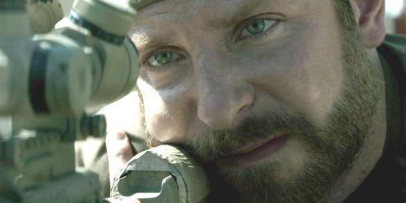 American Sniper closeup
