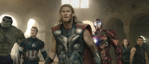 Avengers Age of Ultron 2