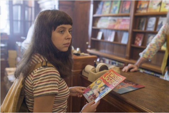 Bel Powley Diary of a Teenage Girl